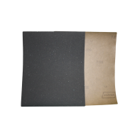 FEUILLE PAPIER ABRASIF IMPERMEABLE - 230 X 280 MM