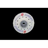 PLATEAU SUPPORT TURBO BLANC D125 - M14