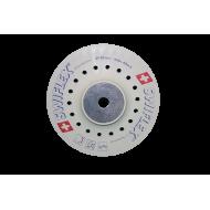 PLATEAU SUPPORT TURBO BLANC D150 - M14