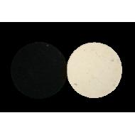 FEUTRE LAINE ECRU D640 - VELCRO - 100 MM