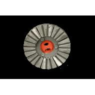MEULE DIAMANT RAMBO 100 MM - EBAUCHE