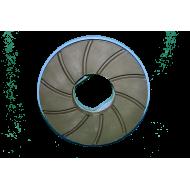 MEULE DIAMANT RESINE 150 MM - N°800 T
