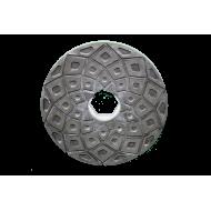 MEULE DIAMANT RESINE 150 MM - G 3000